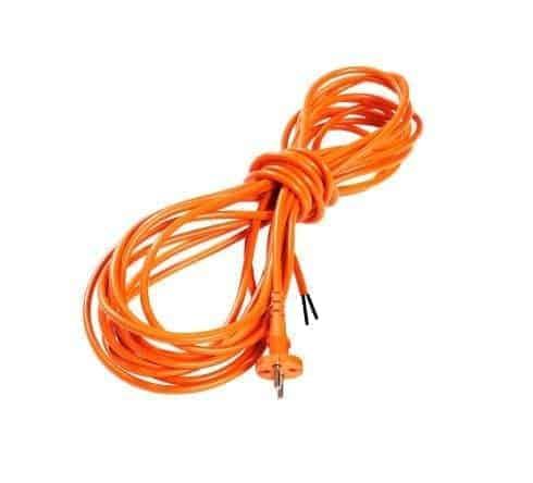 Elkabel 15 m orange