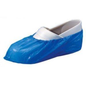 ba0f7783 Skoovertræk blå - se vores store udvalg af plast overtræk til sko