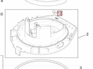 Plug base plate kit