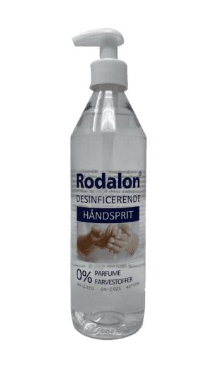 Rodalon m. pumpe