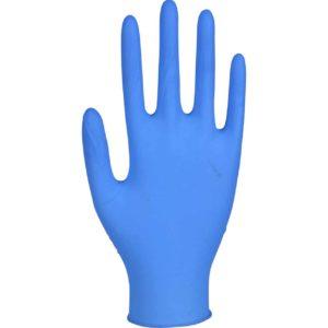 Blå nitril Abena