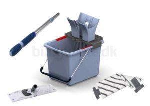 Vileda rengøringsspande